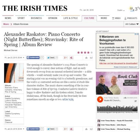 review Raskatov The Irish Times (1)